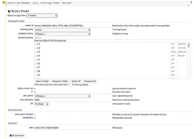Using Flow H2os Web Ui H2o 310010 Documentation